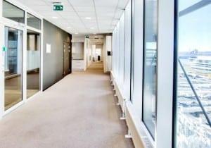 korridor i 9. etasje house of business