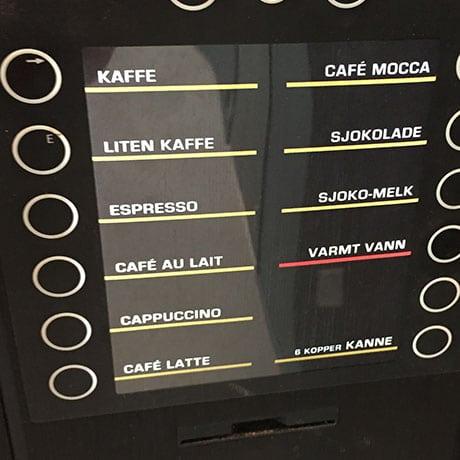 Kávégépek és frissítők