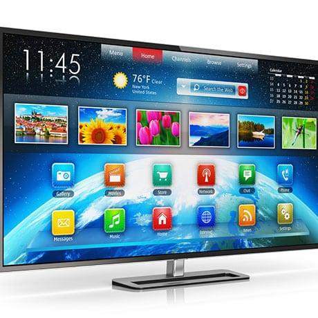 tv-képernyő