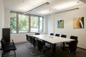 Budapest meeting room