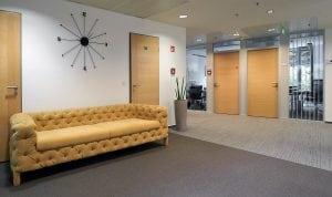 Waiting area budapest