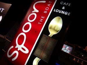 spoon tha boat