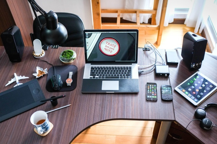 Elektronikus berendezések az irodában