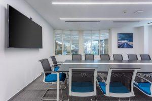 Bank Center Irodaház - Tárgyaló, konferenciaterem