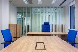 Bank Center Irodaház - Tárgyaló